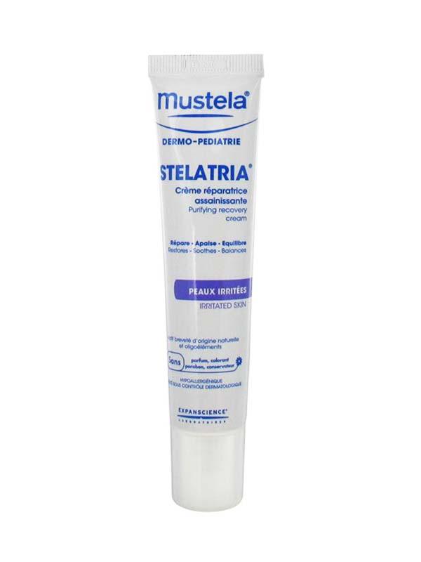 Crema Riparatrice per Bambini Stelatria Mustela (40 ml)